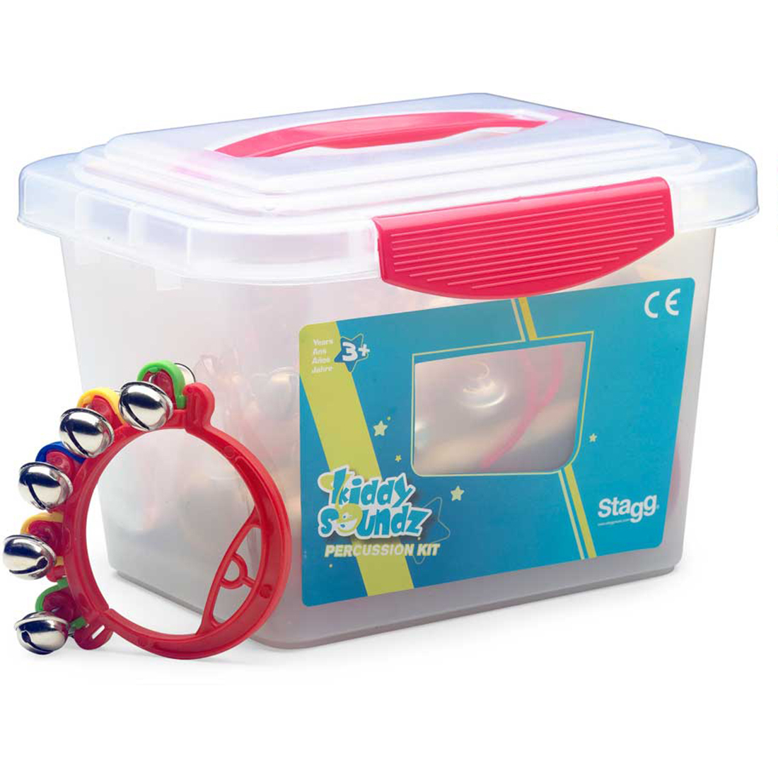 Stagg Kit Percussão Infantil CPK 02