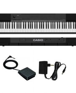 CASIO PIANO DIGITAL CDP 135 BK NM 2